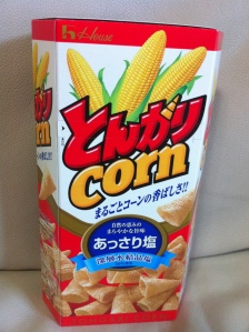 Tonkari corn chips