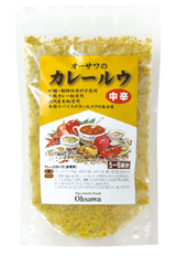 ohsawa curry roux, medium