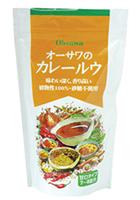 ohsawa curry roux, sweet