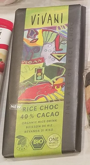 vivani rice chocolate