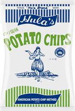hula norishio potato chips