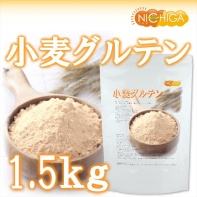 Nichiga Wheat Gluten 1.5 kg