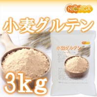 Nichiga Wheat Gluten 3 kg