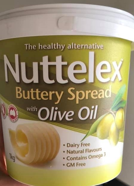 Nuttelex Buttery Spread with Olive Oil
