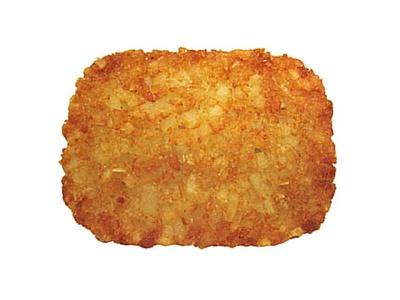 7-11 hashed potato
