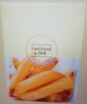 Family Mart fried potatoes