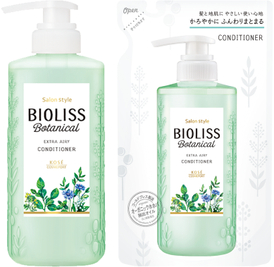 Kose Bioliss Botanical Extra Airy Conditioner