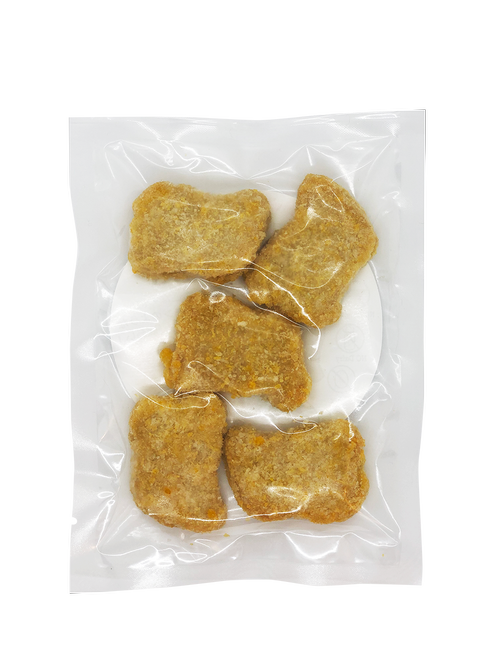 marude chick'n nuggets (back of package)