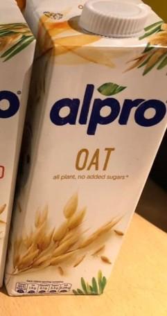 alpro oat