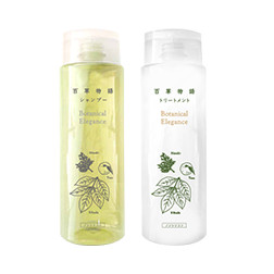 Hinoseiyaku shampoo and conditioner