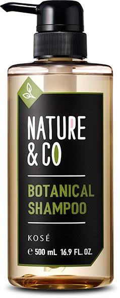 Kose Nature & Co Botanical Shampoo