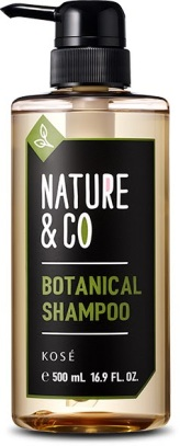 Kose Nature & Co Botanical Shampoo