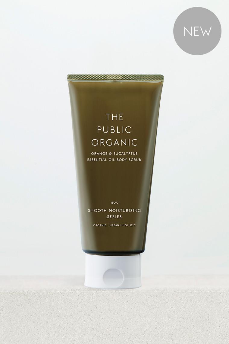 The Public Organic Super Refresh Body Scrub