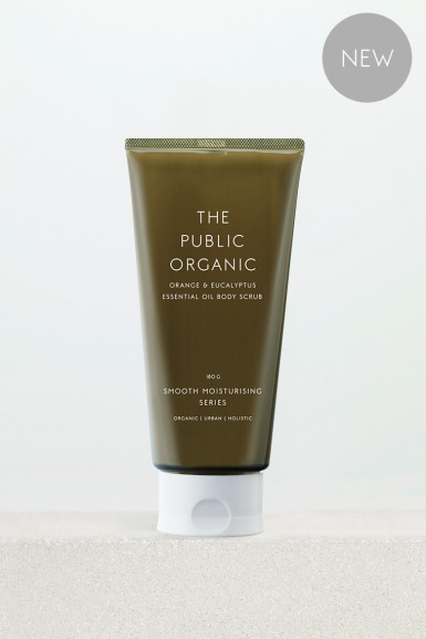 The Public Organic Super Refresh Body Scrub