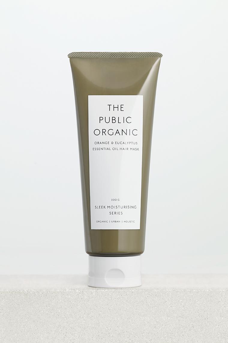 the public organic super refresh hair mask