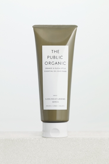 the public organic super refresh hair mask