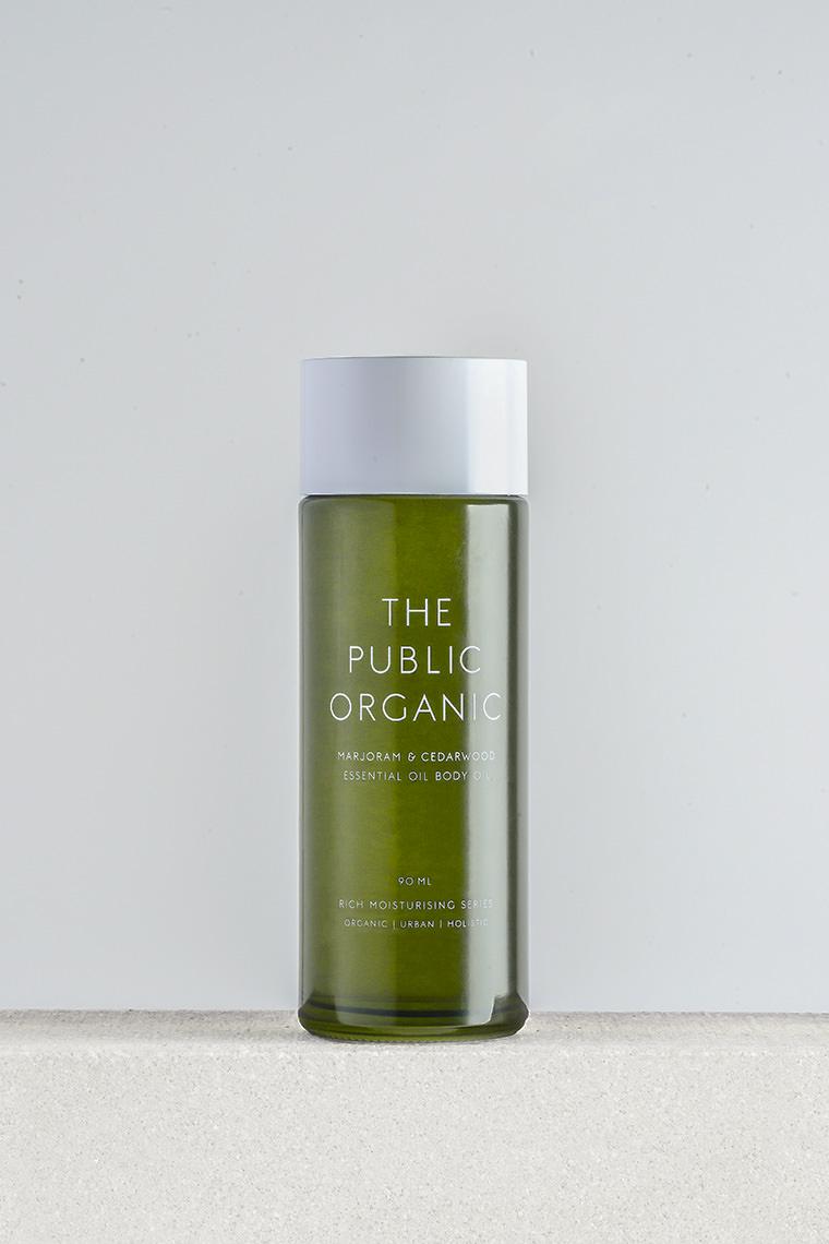 The Public Organic Super Relax Body Oil