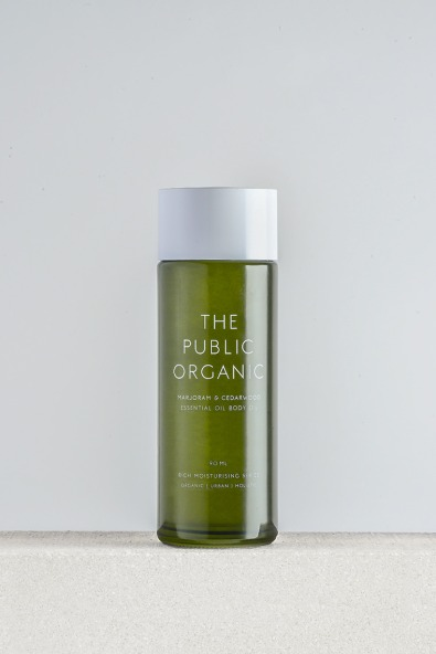 The Public Organic Super Relax Body Oil