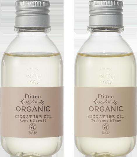 diane bonheur organic oil