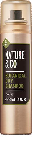 Kose Nature & Co Botanical Dry Shampoo