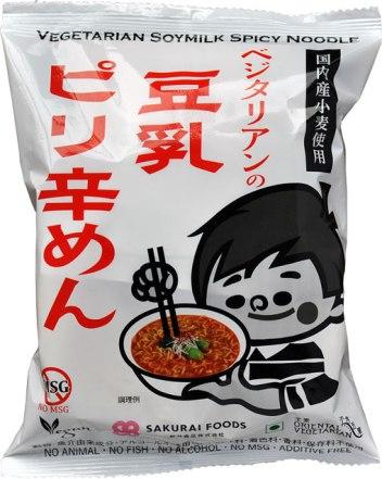 Sakurai Foods Spicy Soymilk Ramen