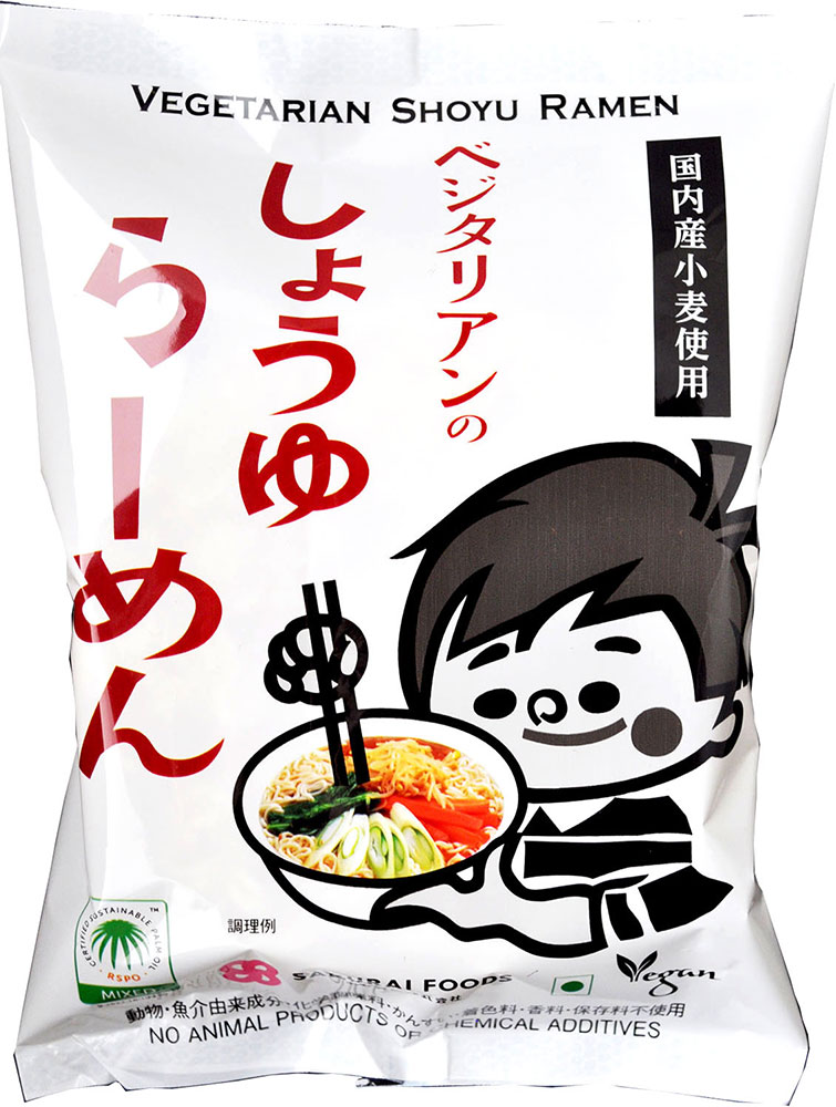 Sakurai Foods Vegetarian Shoyu Ramen