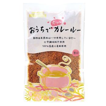 Seijo Ishii Ouchi de Curry Roux (sweet)