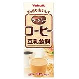 Yakult Coffee Rakkumi Soymilk Drink