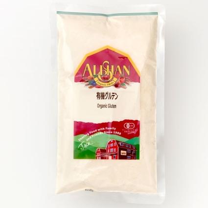 Alishan Organic Gluten