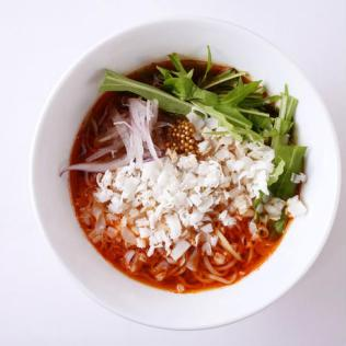 Chipoon vegetable tantanmen noodle