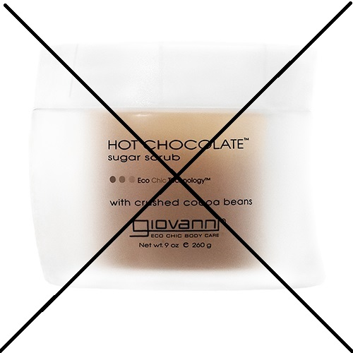 Giovanni Hot Chocolate Sugar Scrub