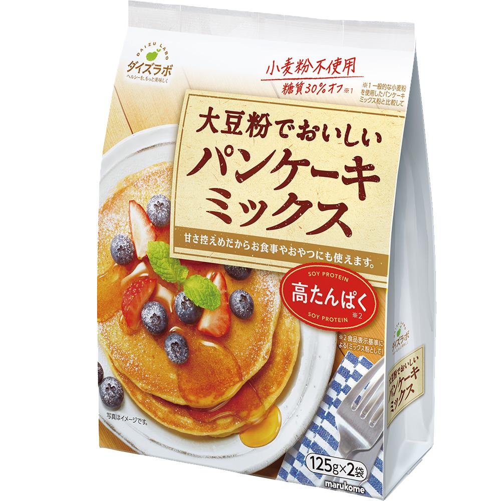 Marukome Daizu Labo Pancake Mix