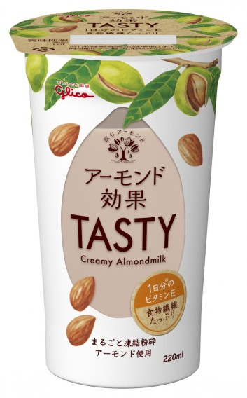 Glico Almond Effects Tasty Creamy Almond Milk