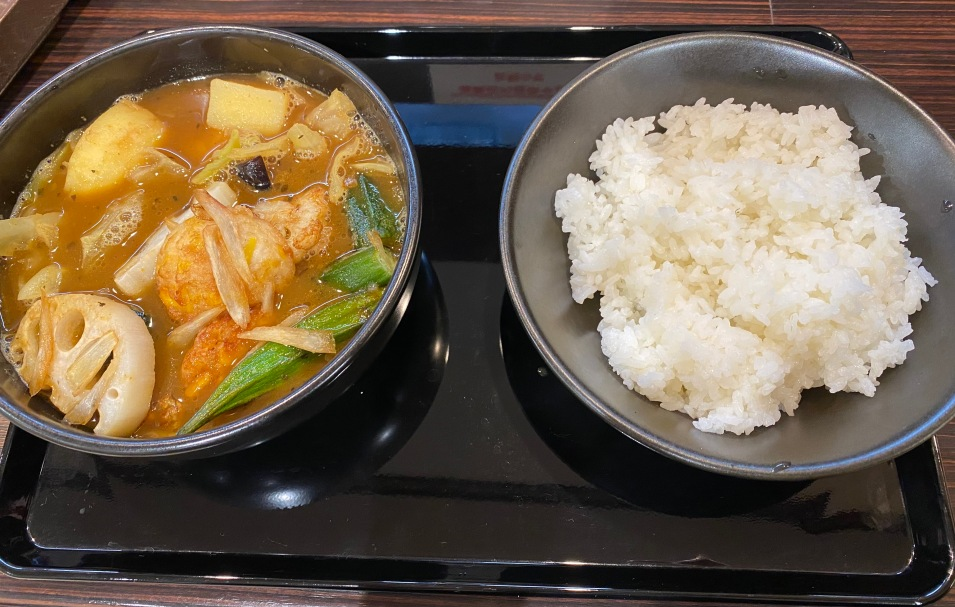 Coco Ichibanya Soup Curry Fall and Winter 2020 2