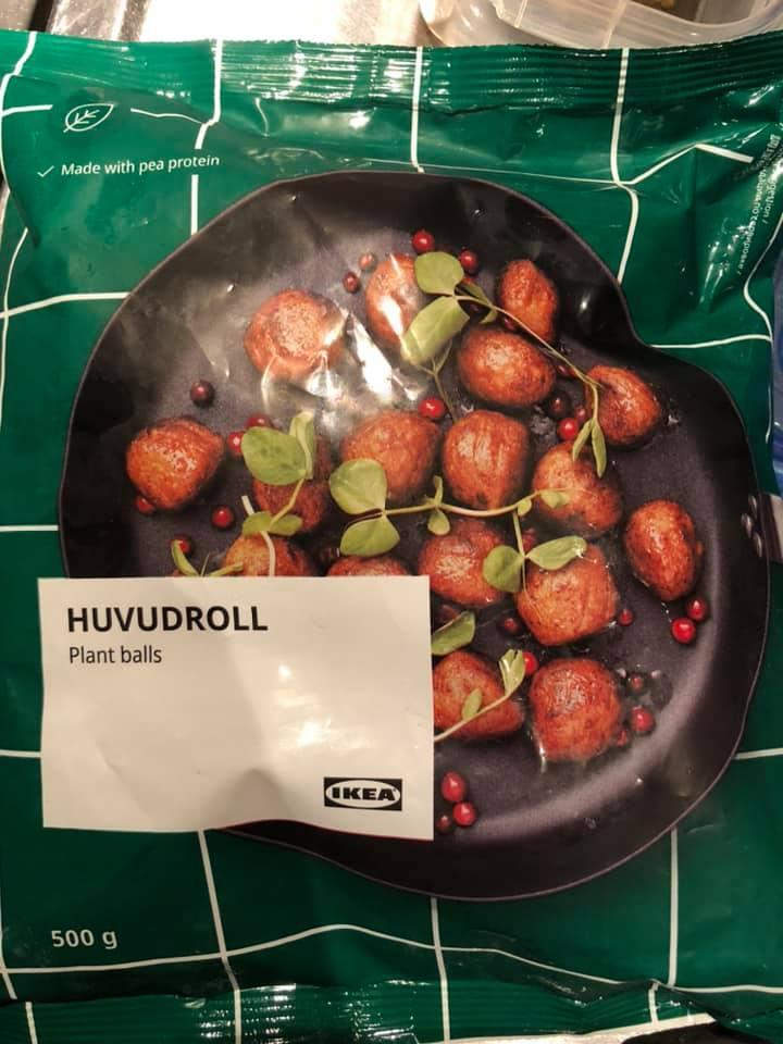 Ikea Huvudroll Plant Balls