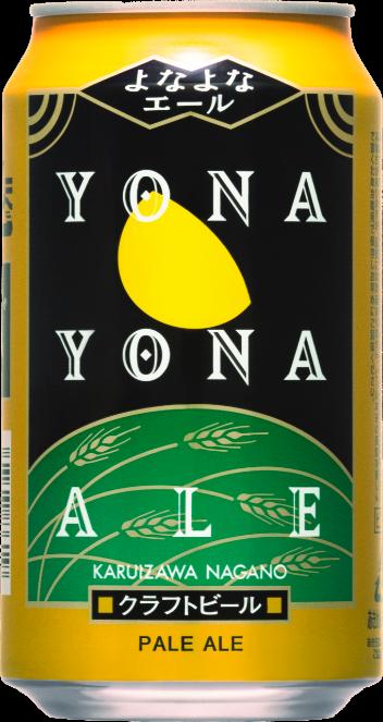 Yoho Brewing Yona Yona Ale