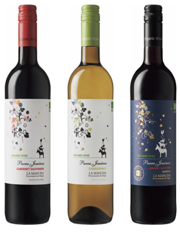 Parra Jimenez wines