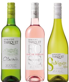 Domaine Tariquet lineup