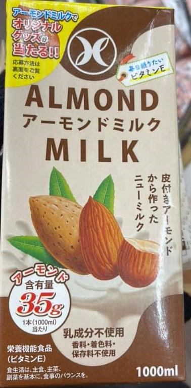 Kyushu Dairy Almond Milk