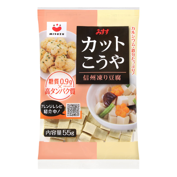 Misuzu Dried Tofu