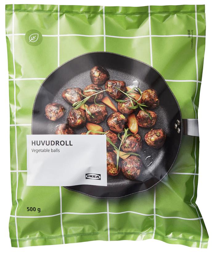 IKEA Huvudroll Vegetable Balls