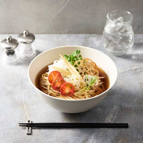 Maisen Brown Rice Ramen, Soy Sauce flavor product photo