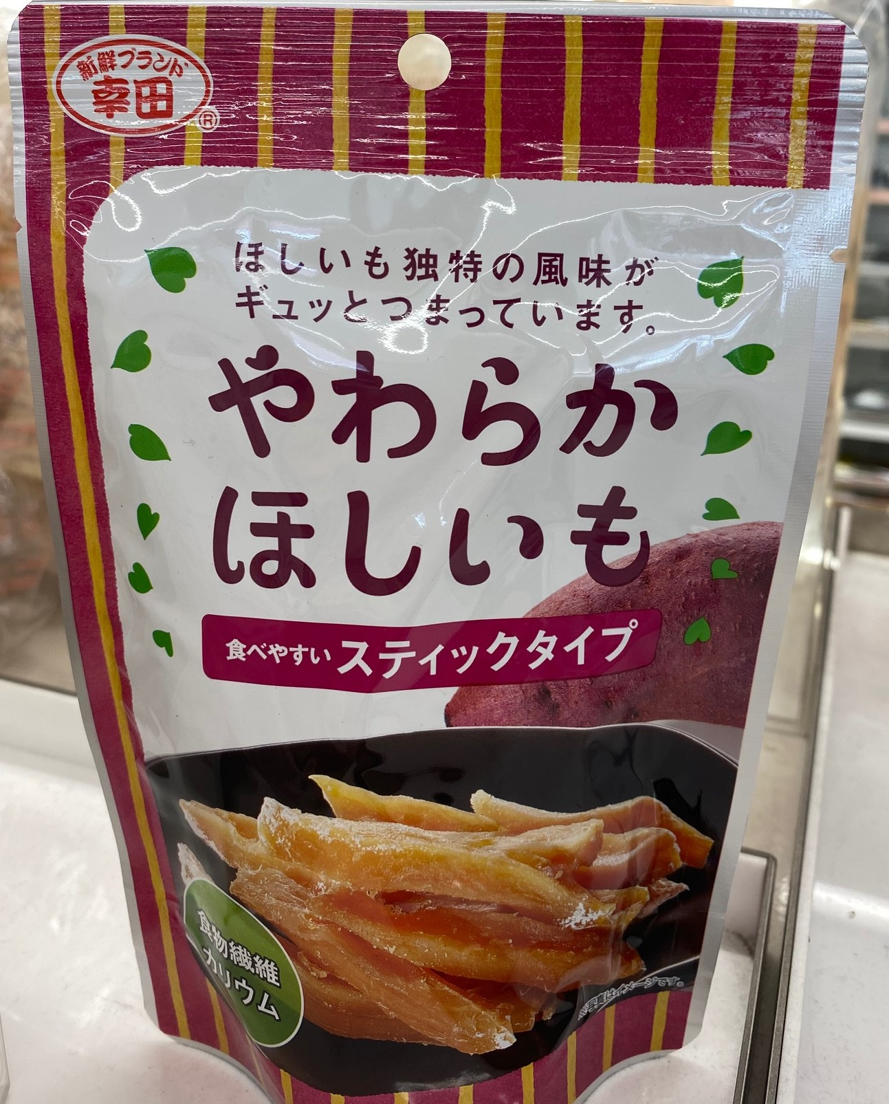 Kouta Shouten Soft Dried Sweet Potatoes, Family Mart