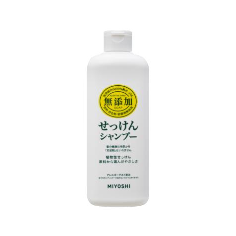 Miyoshi Additive-Free Soap Shampoo