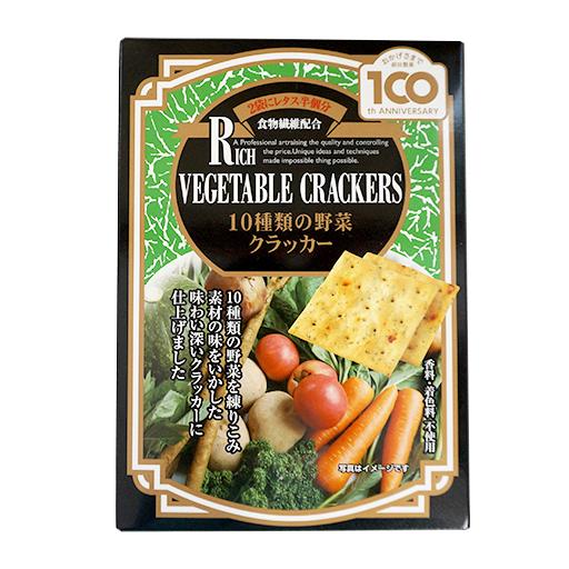 Atarimaeda Rich Vegetable Crackers