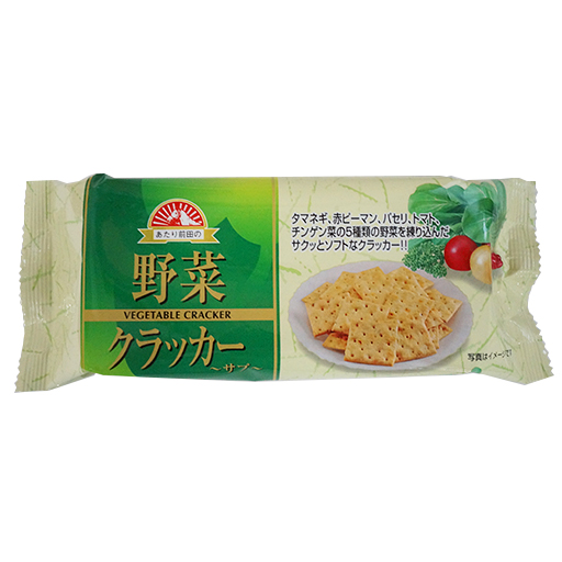Atarimaeda Vegetable Crackers
