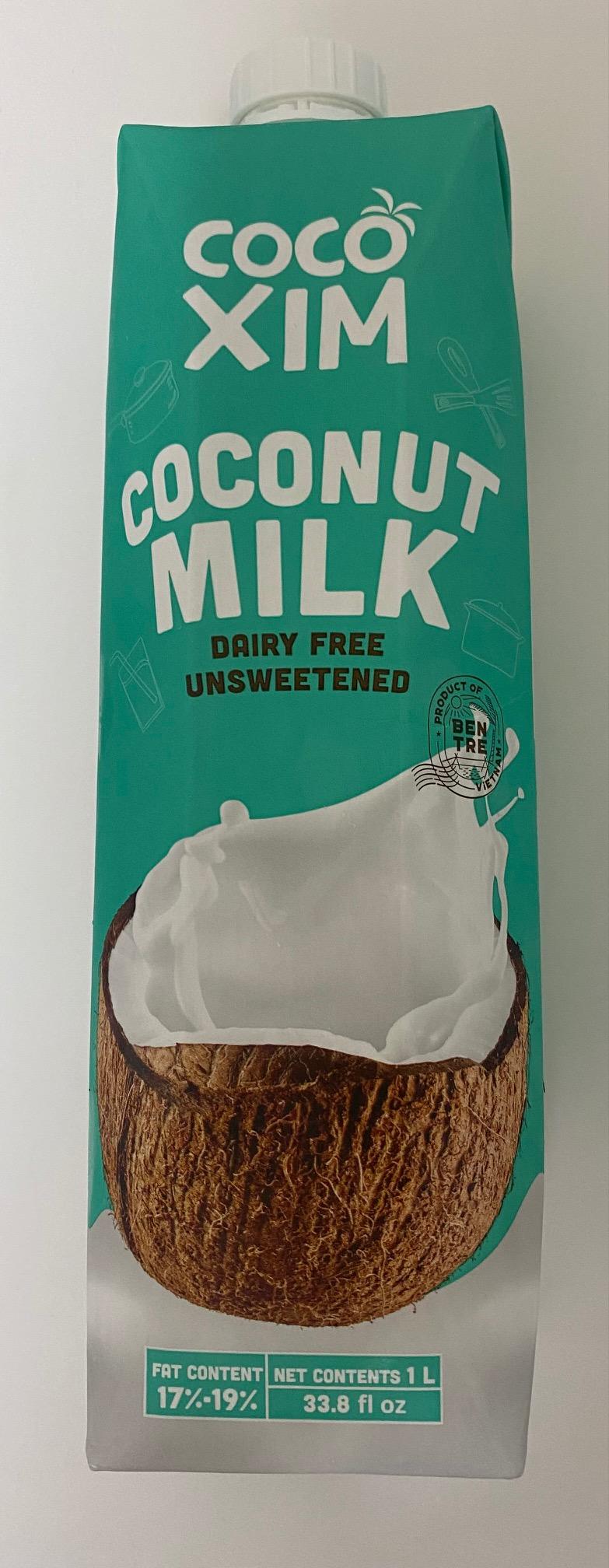 Coco Xim Coconut Milk