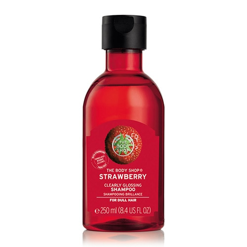 The Body Shop Clearly Glossing Shampoo