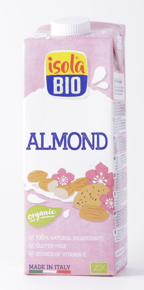 Isola Bio Almond Drink