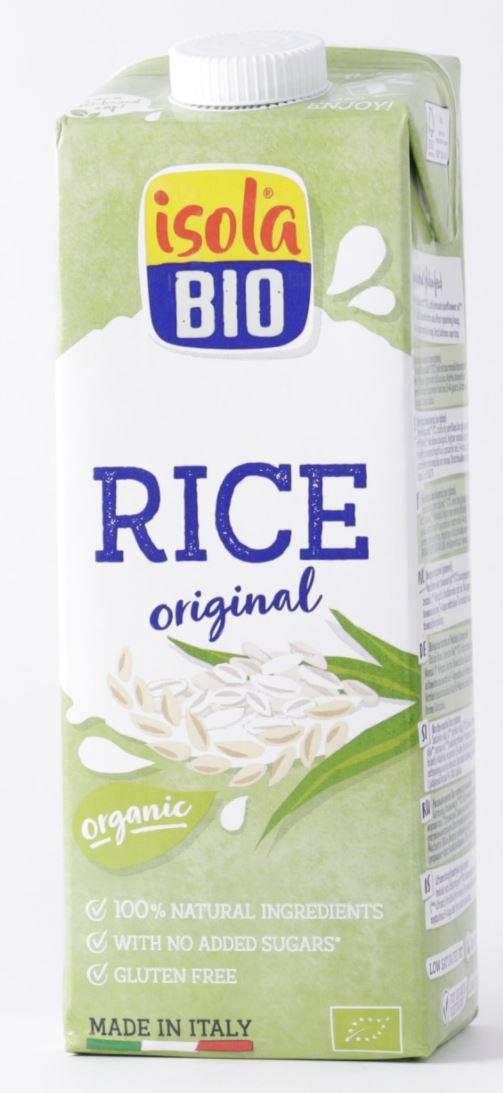 Isola Bio Rice Original Drink